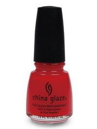 China Glaze Scarlet Nail Polish Free Shipping Over 99