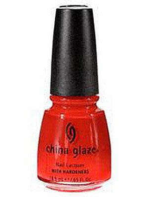 China Glaze Bad Landing Nail Polish Free Shipping Over
