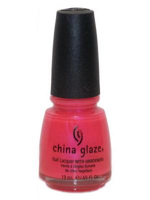 China Glaze Pink Voltage Nail Polish Free Shipping Over