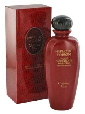 Christian Dior Hypnotic Poison Bath Oil Free Shipping