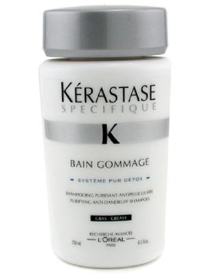 Kerastase Specifique Bain Gommage Oily Hair 250ml 8 5oz