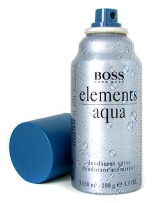 Hugo Boss Boss Elements Acqua Deodorant Spray - Free ...