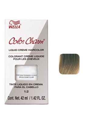 Wella Color Charm 672 7a Medium Smoky Ash Blonde Free Shipping